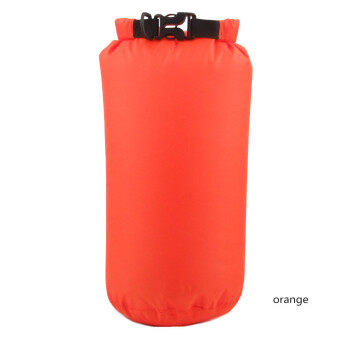Harga Luckstone® 15L Waterproof Storage Bag for outdoor, portable Compression Sack, 50g, orange