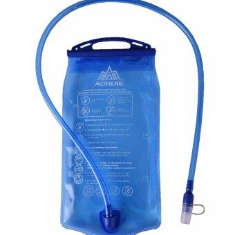 Harga AONIJIE SD12 1L Foldable Hydration Bladder Water Bag For Outdoor Sports Cycling Hiking Marathon