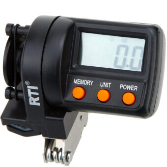 Harga 999.9M Digital Display Fishing Line Counter