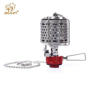 Harga Sports Outdoors Camping Stoves Bulin Portable Lightweight Gas Lantern Useful Lamp For Outdoor Camping Hiking(Silver)