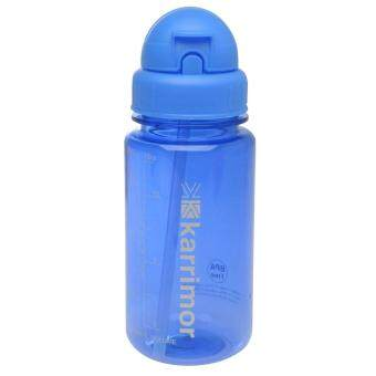 Harga Karrimor Unisex Tritan Drink Hydration Flask Water Bottle 350ml Blue