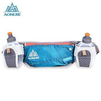 Harga Sports Outdoors Hydration Filtration Aonijie Unisex Running Waist Bag With 170Ml Water Kettle(Blackish Green)