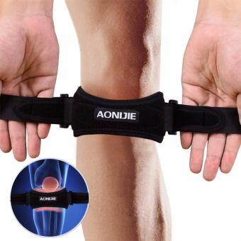 Harga Aonijie Adjustable Sports Special Shock-absorbing Knee Patella With Knee Pads Tape Knee Protector