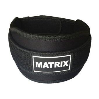 Harga Matrix Weight Lifting Belt, Black
