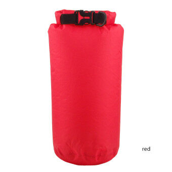 Harga Luckstone® 8L Waterproof Storage Bag for outdoor, portable Compression Sack, 40g, red