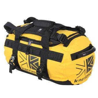 Harga Karrimor Unisex Travel Camping Duffle Storage Holdall Luggage Bag Sack 40L Yello