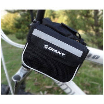 Harga Giant Bicycle bag (Black)