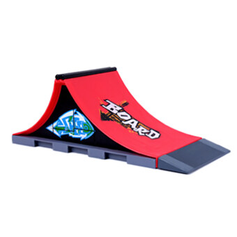 Harga Skate Park Ramp Parts for Tech Deck Fingerboard A
