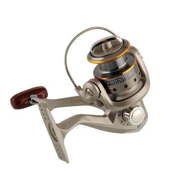Harga 2013 New 6 BB 6BB High Power Gear Spinning Spool Aluminum Fishing Reel SG1000