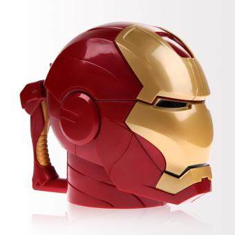 Harga Iron Man 3D Water Cup Black Eyes