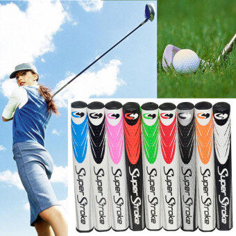 Harga Universal Golf Club Putter PU Grip Wrap Ultralight Slim Non-slip Training Aid