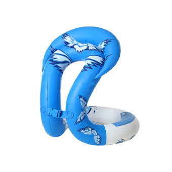 Harga PAlight Inflatable Float Arm Swimming Laps (Sky Blue M)