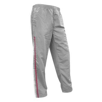 Harga Ambros Microfiber Trackpants Grey