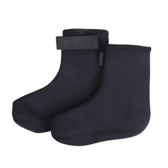 Harga 3mm Neoprene Diving Scuba Surfing Swimming Socks Water Sports Size M