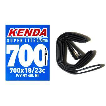 Harga 4PCS Kenda Super Lite Road Bike Tube 700x18c to 23c XL-48mm Presta Vlave FV Bicycle Inner Tube 700c For Racing