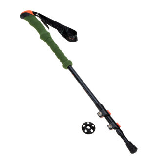 Harga Naturehike Carbon Fiber Adjustable Pole Outdoor Hiking TrekkingTravel Walk Stick