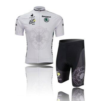 Harga Amur Leopard Cycling Jersey and Shorts Set