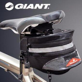 Harga GIANT Bicycle Bike Tube Saddle Seat Pouch Bag Cycling MTB Road Alert