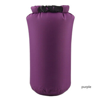 Harga Luckstone® 8L Waterproof Storage Bag for outdoor, portable Compression Sack, 40g, purple