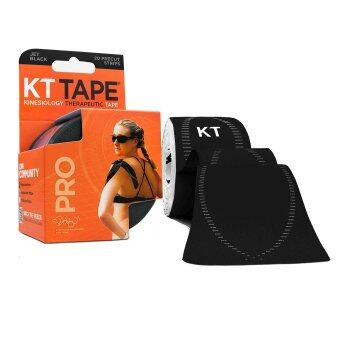 Harga KT TAPE PRO Elastic Kinesiology Therapeutic Tape - 20 Pre-Cut 10-Inch Strips