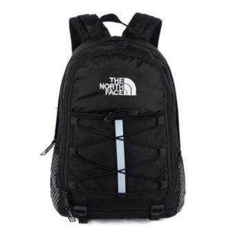 Harga Waterproof Outdoor Hiking Camping Backpack-Black