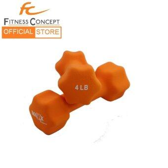 Harga Neoprene Dumbbell 4lbs(Pair)