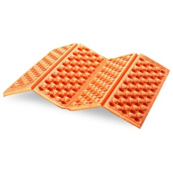 Harga MiniCar XPE Foldable Picnic Moisture-proof Pad Anti-slip Foam Ground Mat Orange(Color:Orange)