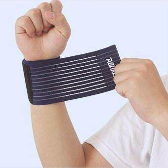 Harga ALBREDA AL0122 Sports hand wrap suppor wrist belt support Breathable elastic band