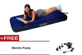 Intex  Single Inflatable Air Bed Review