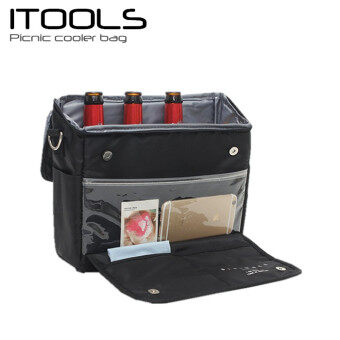 Itools frozen home car lunch bag Refrigerator