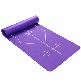 Mimosifolia Cardio Training Exercise Fitness Beginner Auxiliary line Comfort Anti-Slip Yoga .