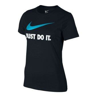Nike Just Do It Swoosh Crew Womens T Shirt Lazada Malaysia