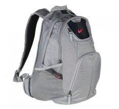 3c4a5c775867 Nike Ultimatum Max Air Utility Backpack SilverBlackRed .. ...
