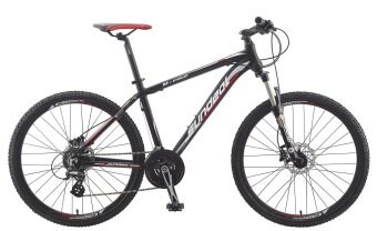 Harga Sundeal M4 Mountain Bike (Matte Black)