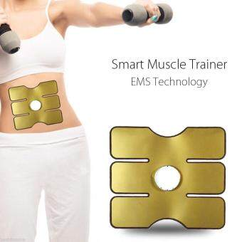 Wireless Smart Muscle Abdominal Belly Muscles Intensive TrainingDevice Gear Abs Body Pad Sculpting Exercise Fitness Massager - 2