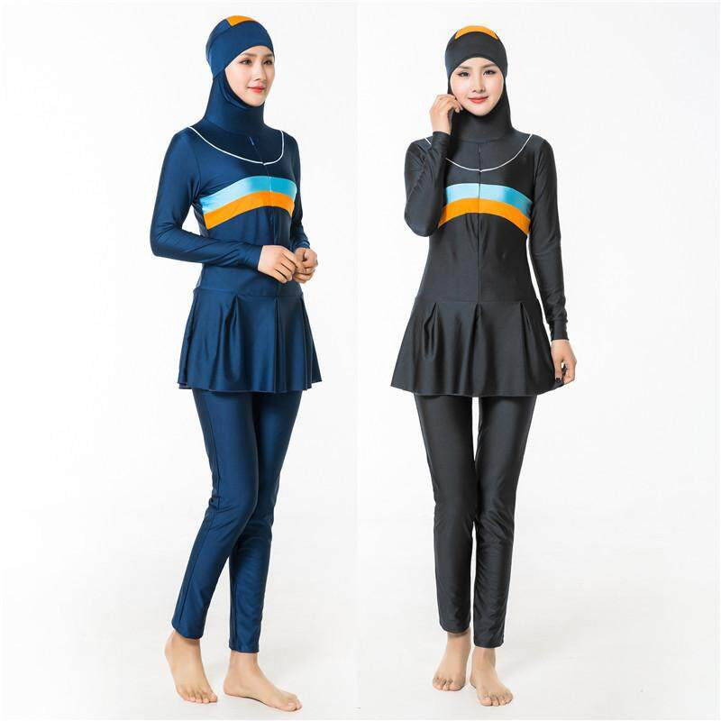 d9278f7332e Specifications of Ubest Women Plus Size Muslim Swimwear Beach Bathing Suit  Muslimah Islamic Swimsuit Swim Surf Wear Sport Clothing Saman Mandi Muslim