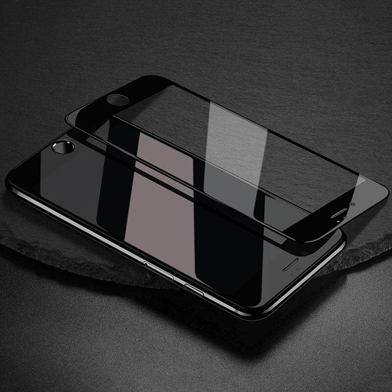 a1125ddf624dd0 Specifications of [ 2 pieces] Black Full cover tempered glass screen  protectors for Iphone 6 6S/iphone 7 8 plus film screen saver guard