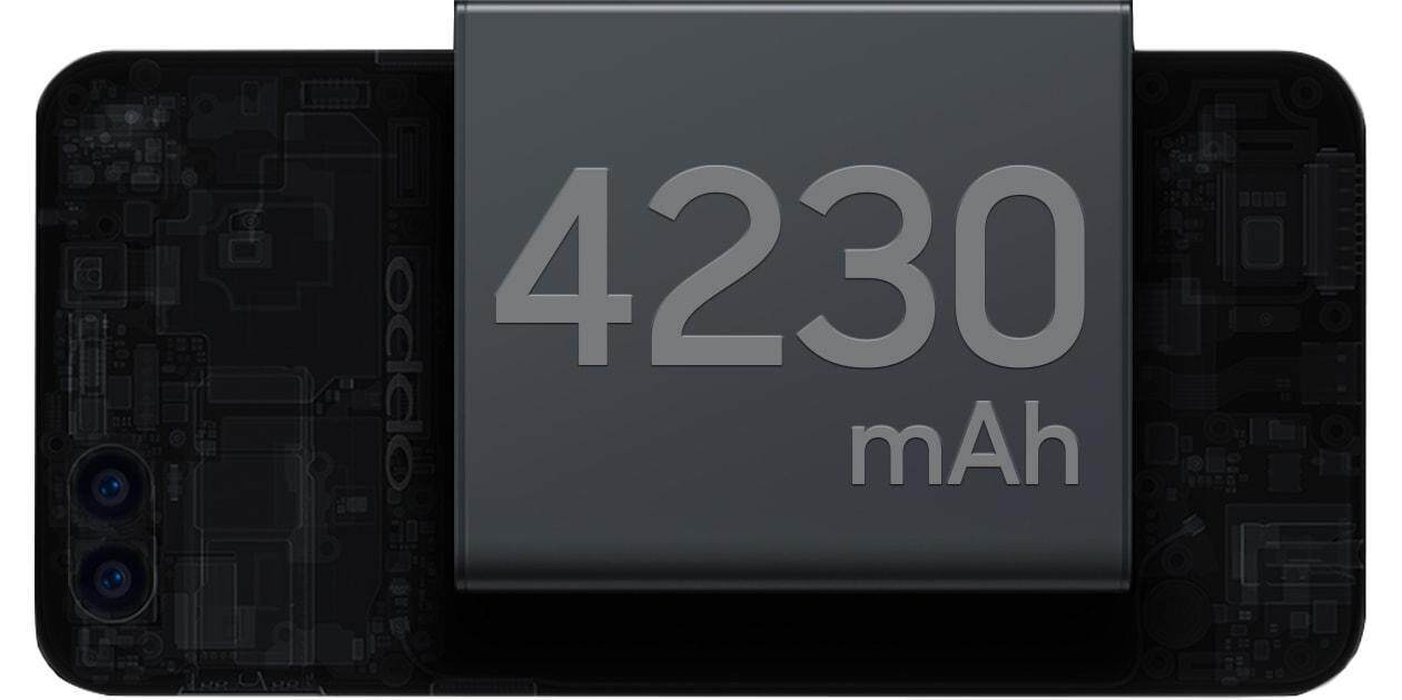 OPPO A5 Battery