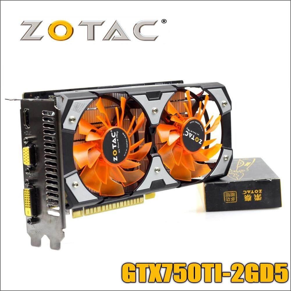 It was original gamerock Premium Edition video card GTX 750Ti-2GD5 GDDR5  graphics cards nVIDIA GeForce GTX750 Ti 2 GB GTX 750 TI 2G 1050ti Hdmi