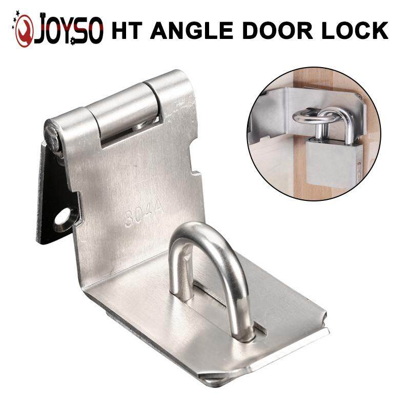 10 Sets Safety Hasp Staple Gate Door Shed Latch Lock Blue for Padlocks
