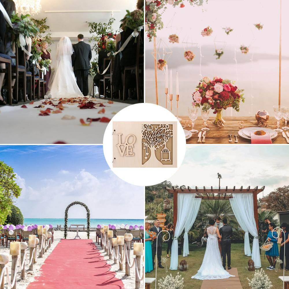 3dac7316bb2b0 Wedding Signing Book DIY Photo Album for Wedding Wooden Wedding GuestBook  Wedding Tree Personalised Guest Book