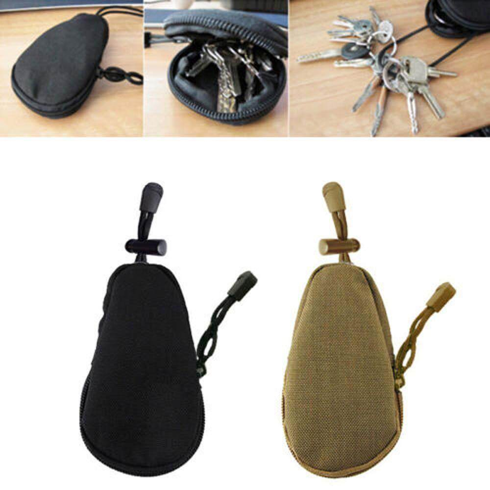 Outdoor Pocket Hunting Military Purse Nylon Tactical Bag Pouch Money Key Holder