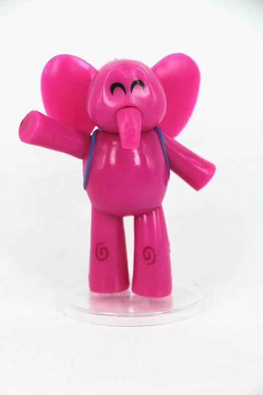 Toys 5Pcs Cute Pocoyo Elly Pato Loula Figures Set Kids PVC Interesting Funny Hot