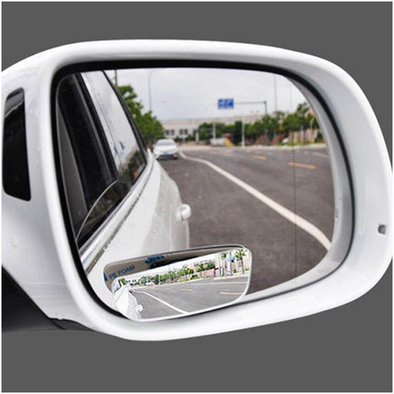 Blind Spot Mirrors design Car Mirror long for blind side by Utopicar 2 pack