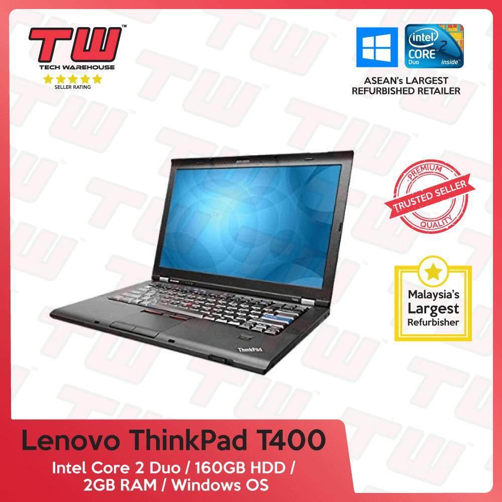 Lenovo T400 Specifications