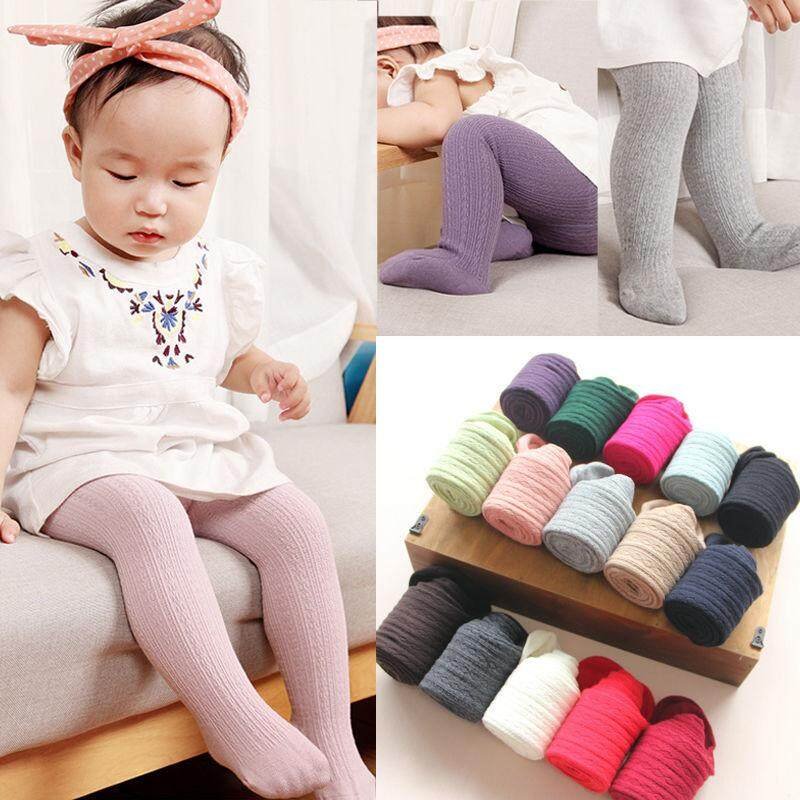 Baby Girls Toddlers Kids Older Girls Cotton Tights Size 12-18 mths 1-11 years