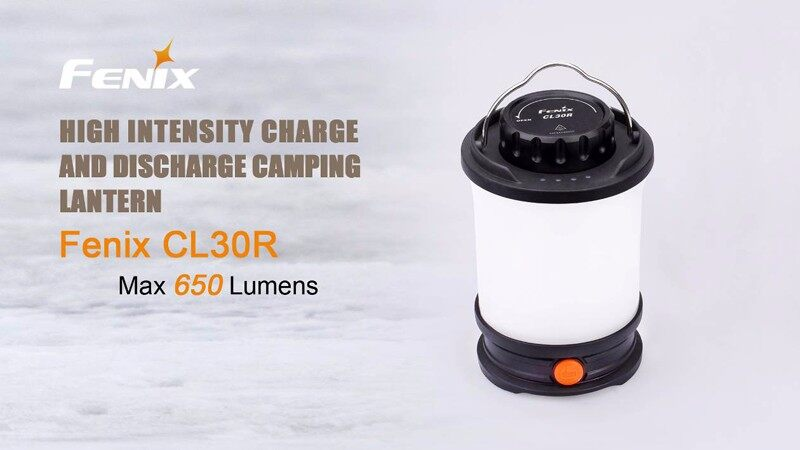 Fenix CL30R rechargeable camping lantern (7)