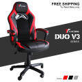 TTRacing Duo V3 Gaming Chair - 2 Years Official Warranty
