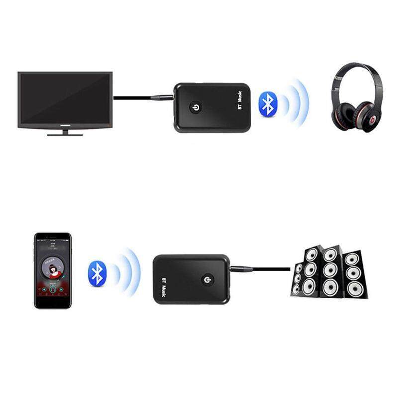 // Bluetoothe Receiver TX 2in1 Bluetooth Audio Adpater Bluetoothe Transmitter Rx
