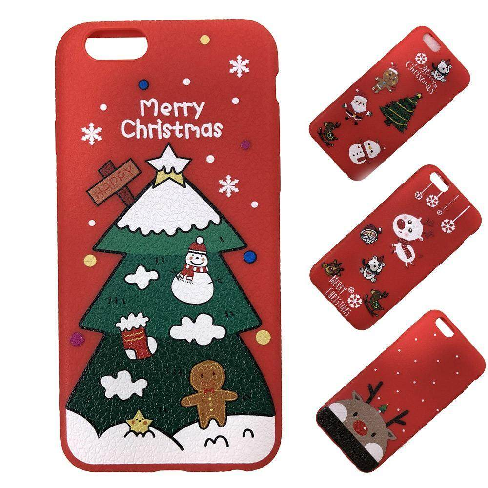 Christmas Phone Case Iphone 7.Fashioniestore Merry Christmas Phone Case Xmas Tpu Ultra Thin Cover For Iphone 7 8 4 7inch